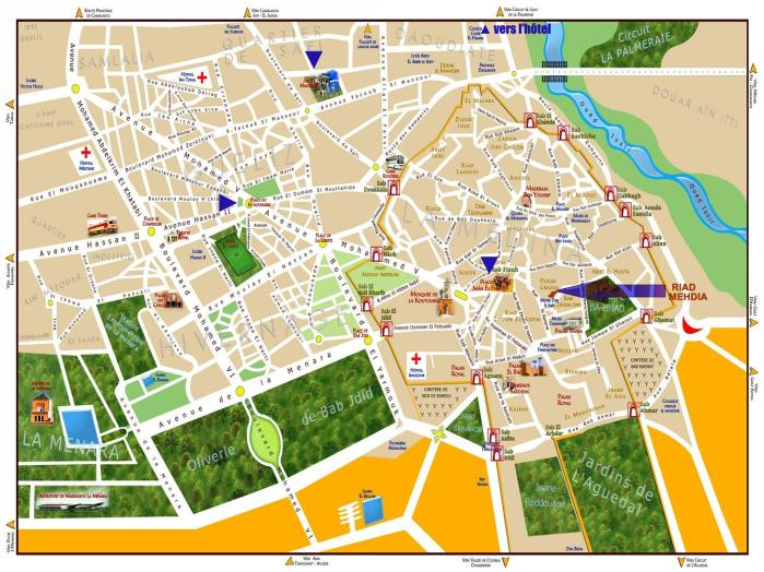 Plan Marrakech