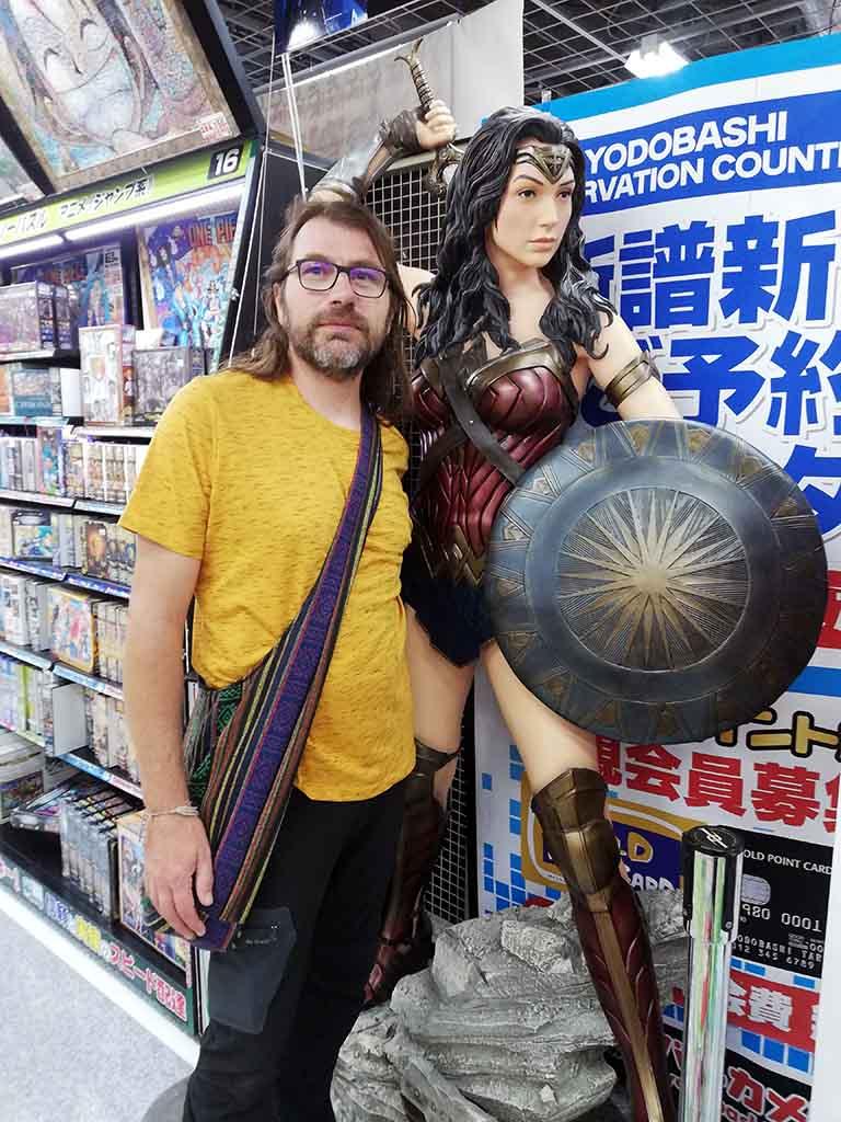 Japon, Grand magasin de jeux vidéo
