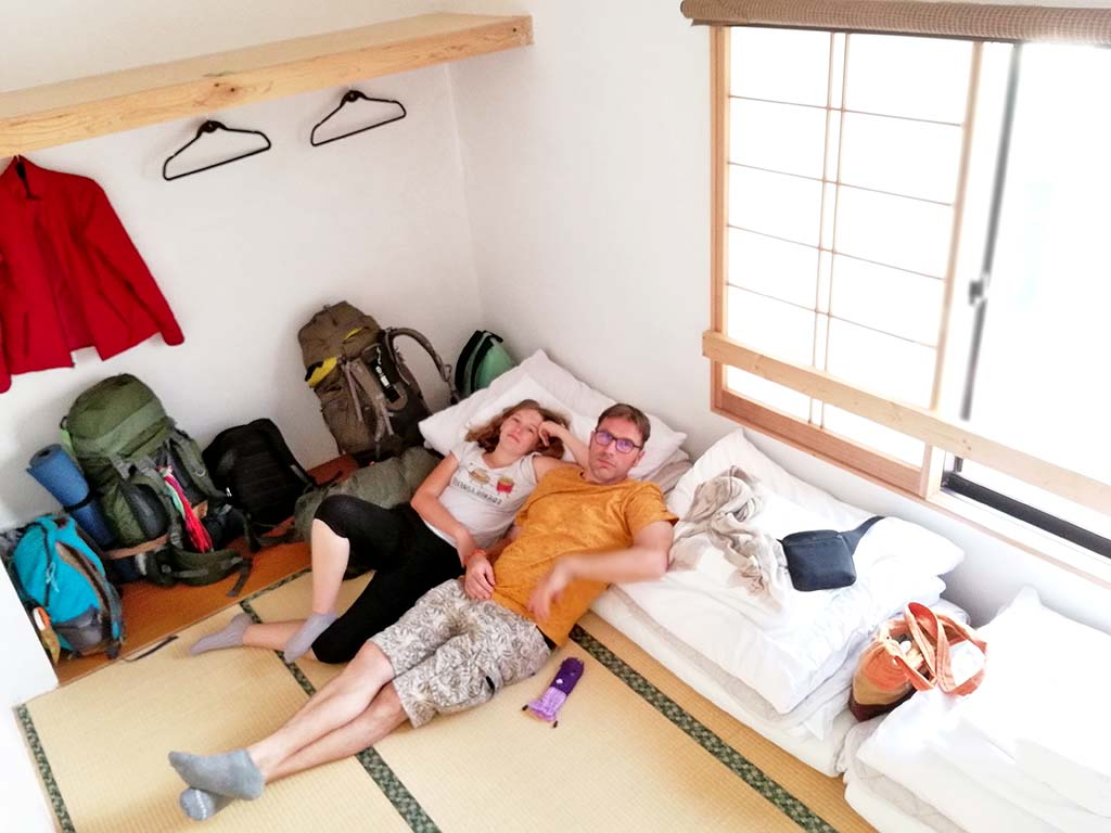 chambre tatamis