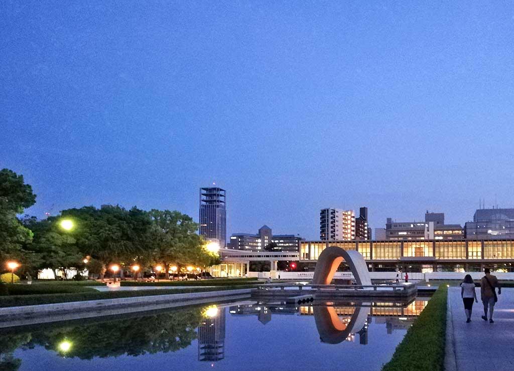 Hiroshima et le mémorial de la paix
