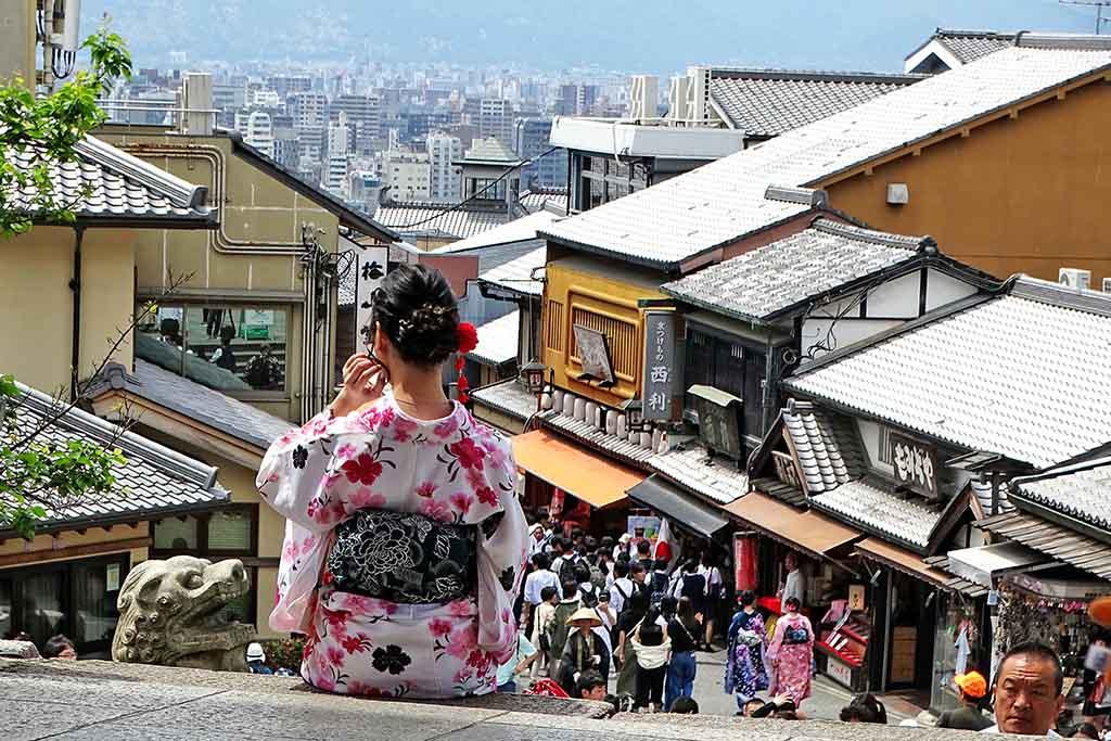 Japon entre modernité et traditions