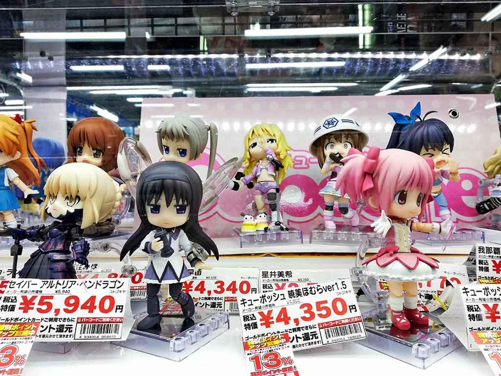 Japon Figurines kawaii