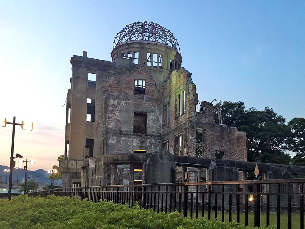 Genbaku Dome à Hiroshima