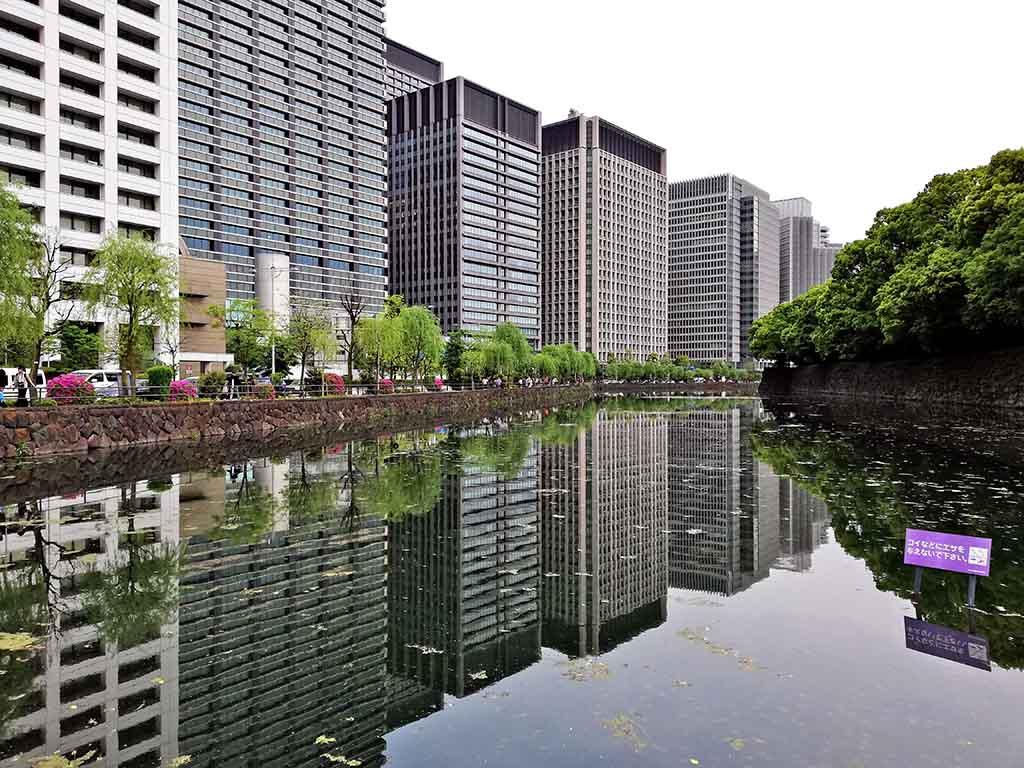 Tokyo, quartier de Chiyoda