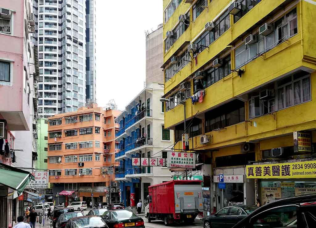 Blue House de 1920 (Hong Kong)
